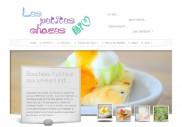 Home page Les Petites Chozes Bio