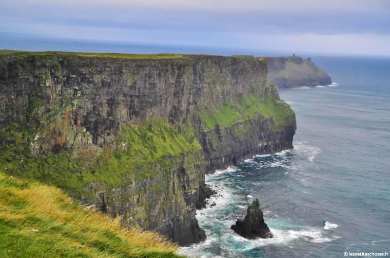 L'Irlande sur les traces d'Harry Potter : les Falaises de Moher